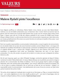 2014 05 - Valeurs Actuelles