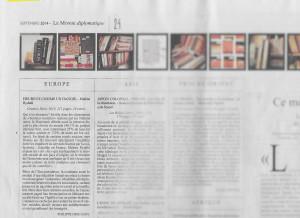 2014 09 - Le Monde diplo