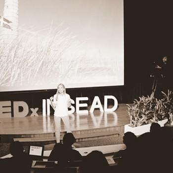 Malene Rydahl keynote speaker TedX